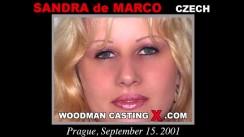 Casting of SANDRA DE MARCO video