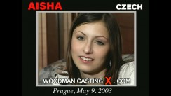Casting of AISHA video