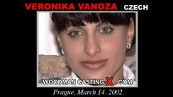 Casting of VERONIKA VANOZA video