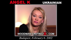 Casting of ANGEL video