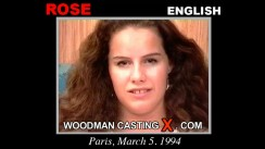Casting of ROSE video