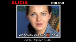 Casting of ALICIA video