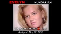 Casting of EVELYN video