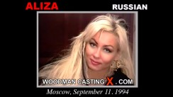Casting of ALIZA video