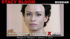 Casting of STACY BLOOM video