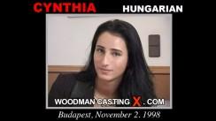 Casting of CYNTHIA video