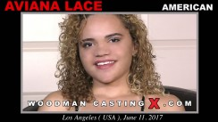 Casting of AVIANA LACE video
