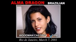 Casting of ALMA DRAGON video