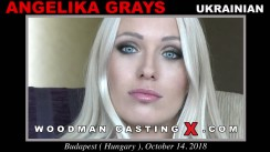 Check out this video of Angelika Grays having an audition. Pierre Woodman fuck Angelika Grays, Ukrainian girl, in this video.