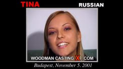Casting of TINA video