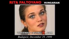Casting of RITA FALTOYANO video