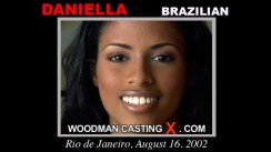 Casting of DANIELLA video