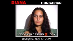 Casting of DIANA video