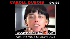 Casting of CAROLL DUBOIS video