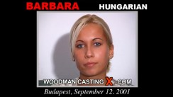 Casting of BARBARA video