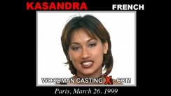 Casting of KASANDRA video