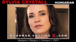 Watch our casting video of Sylvia Crystall. Erotic meeting between Pierre Woodman and Sylvia Crystall, a Hungarian girl.