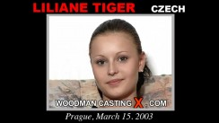 Casting of LILIANE TIGER video