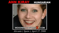 Casting of ANN KIRAY video