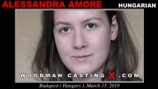 Sex Castings Alessandra amore