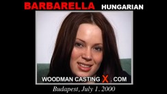 Casting of BARBARELLA video