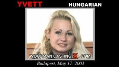 Casting of YVETT video