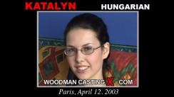 Casting of KATALYN video