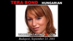 Casting of TERA BOND video