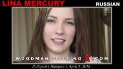 Casting of LINA MERCURY video