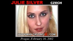 Casting of JULIE SILVER video