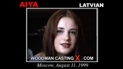 Casting of AIYA video