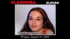 Casting of VLADIMIRA video