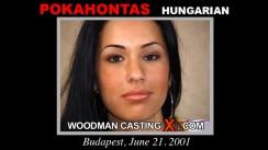 Casting of POKAHONTAS video