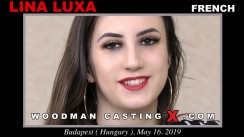 Casting of LINA LUXA video