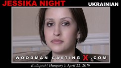 Casting of JESSIKA NIGHT video