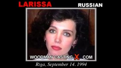 Casting of LARISSA video