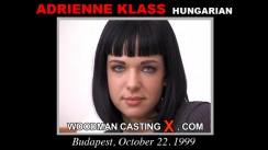 Casting of ADRIENNE KLASS video