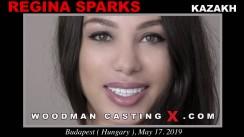 Casting of REGINA SPARKS video