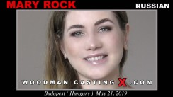 Look at Mary Rock getting her porn audition. Pierre Woodman fuck Mary Rock, Russian girl, in this video.