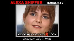 Casting of ALEXA SHIFFER video