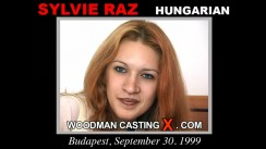 Casting of SYLVIE RAZ video
