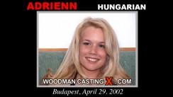 Casting of ADRIENN video