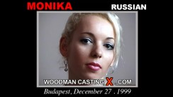 Casting of MONIKA ROSZ video