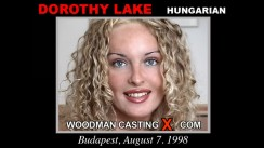 Casting of DOROTHY LAKE video