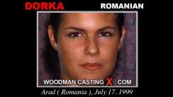 Casting of DORKA video