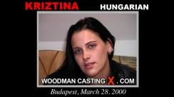 Casting of KRIZTINA video
