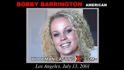 Casting of BOBBY BARRINGTON video