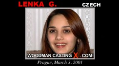 Casting of LENKA G video