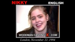 Casting of NIKKY video