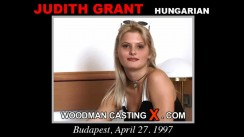Casting of JUDITH GRANT video